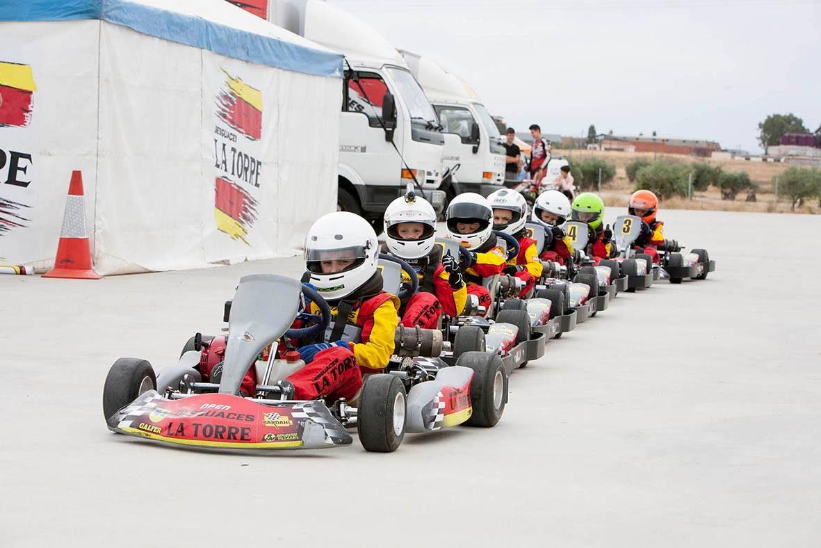 Idem Team Karting: los peques y el mundo del motor