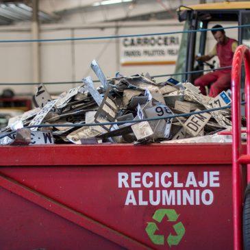 El proceso de tratamiento y reciclaje de un vehículo paso a paso