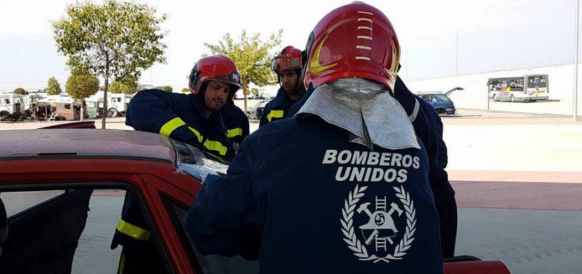 Una jornada con Bomberos Unidos Sin Fronteras