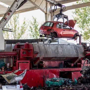 Reciclando metal, una labor necesaria y cada vez más eficaz