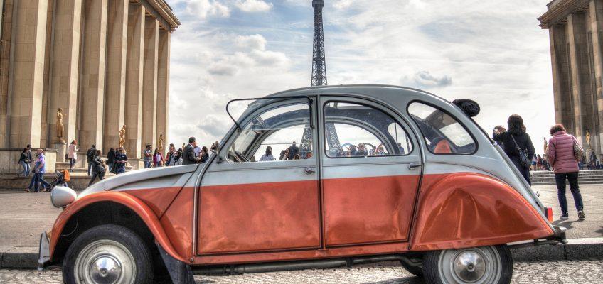¿Qué significa el legendario logo de Citroën?