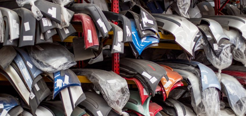 El reciclaje: una nueva vida para los componentes de tu vehículo