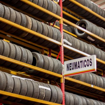 ¿Qué hacer con los neumáticos viejos?