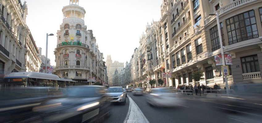 ¿Se cierra Madrid? Desde noviembre, la capital restringirá el acceso a coches diesel y gasolina