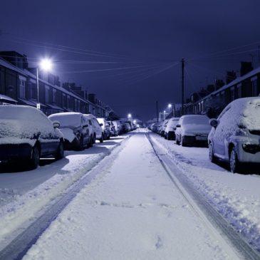 Consejos para conducir con nieve y hielo